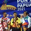Kaltara Raih Emas Perdana PON Papua Dari Menembak