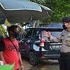 Cegah Penyebaran Covid-19, Satgas Aman Nusa II Gencar Lakukan Patroli
