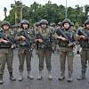 Kisah 6 Polwan Anggota Pasukan Khusus Polis Bertugas Tumpas KKB Papua