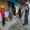 Polres Biak Rutin Patroli Dialogis, Jalin Komunikasi Humanis dengan Warga