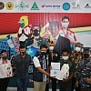 Menteri Sandiaga Uno Mengapresiasi Program Vaksinasi Astra Motor Papua