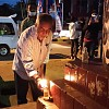 Alumni Uncen Nyalakan Lilin Kemanusiaan Untuk Kedamaian di Tanah Papua
