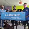 Raih Medali Emas, PT Freeport  Berikan 1 Miliar Untuk Tim Sepakbola Papua