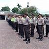 Hari Ini Wiranto, Kapolri dan Panglima TNI ke Papua Barat, Gabungan TNI-Polri Patroli Kota Manokwari