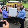 PTFI Berikan Bantuan Peralatan Oksigen Konsentrator kepada RSMM dan RSUD Timika