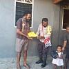 Program Koteka, Binmas Noken Sambai Tokoh Adat Abok Holago