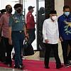 Wakapolda Papua Damping Wakil Presiden Lakukan Kunjungan Kerja
