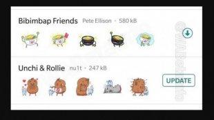 WhatsApp Rilis Stiker POP UP, Begini Tampilannya