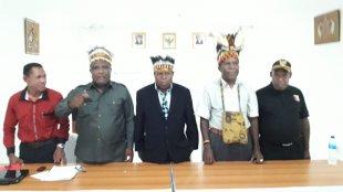 Kepala Suku di Papua Minta Lukas Enembe dan Klemen Tinal Segera Dilantik Sebagai Gubernur dan Wagub
