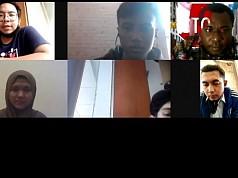 Melaui Diskusi Virtual Ajak Insan Media Kawal Produktivitas dan Kedisiplinan Masyarakat di Era New Normal