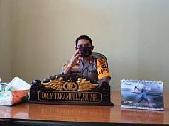 Polres Tolikara Klarifikasi Bantah Keras, Berita Keterlibatan Anggota dalam Penyaluran Bantuan Beras Covid-19