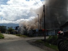 Kejahatan Kemanusiaan Terjadi di Wamena