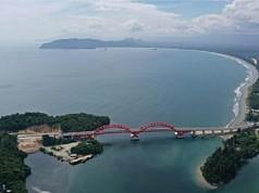 Jembatan Youtefa Jadi Destinasi Wisata di Papua