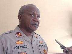 Ini Komitmen AKP Yosias Pugu, Setelah Jabat Kapolsekta Jayapura Selatan