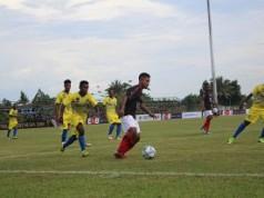 Tampil Dengan Pemain Muda, Persipura Jayapura Kalahkan Yahukimo FC