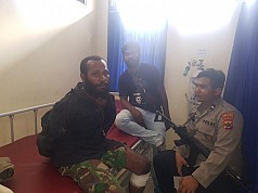 Melawan Saat Ditangkap, Residivis Curas Dihadiahi Timah Panas