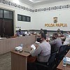 Rapat Kordinasi Pengurus PBVSI Provinsi Papua bersama Pengurus  Kabupaten dan Kota