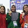 Perenang Adinda Larasati Dewi Sumbangkan Lima Medali Emas untuk Jatim