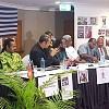 57 Tahun Berjuang,  OPM  Lakukan  Konferensi Pers di Port Moresby Ibu Kota Papua Nugini