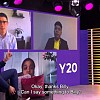 Billy Mambrasar Ungkapkan Pemikirannya di KTT Youth G20 Arab Saudi