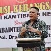 Kabaintelkam Paulus Waterpauw Imbau Vaksinasi Covid-19 Digiatkan Jelang PON XX