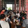 Duta SDGs Indonesia Billy Mambrasar bertemu Pemuda Dayak Kalimantan Barat