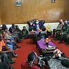 Wakapolda Papua dan Danrem 173/PVB  Berikan Santunan kepada Keluarga Pdt  Yeremias Zanambani