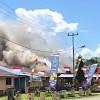 Peduli Pendidikan, Binmas Noken Polri Kembali Pi Ajar di SD Dondobaga Kabupaten Puncak Jaya