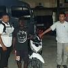 Curi Motor, Oknum Mahasiswa di Jayapura Ditangkap Polisi