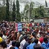 Hari Terakhir Demo Tolak Rasisme, Kota Sorong Kembali Kondusif