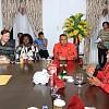 Gubernur Apresiasi  Dukungan URI Amerika untuk Peningkatan SDM Asli Papua