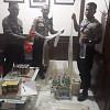 Polsek KPL Jayapura Gagalkan 71 Liter Miras Asal Ambon