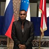 Didukung Kapolda Papua, Steve Mara Pimpin Simulasi Sidang PBB di Uzbekistan