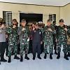Danrem 173/PVB Dampingi Kasdam Cenderawasih, Kunker Pertama Kali ke Puncak Jaya