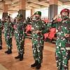 Lima Jabatan Strategis di Lingkungan TNI AD Diserahterimakan, Dipimpin Kasad Andika