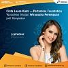 Cinta Laura Kiehl dan Pertamina Foundation Wujudkan Impian Perempuan Dalam Berwirausaha