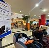 Pameran Perfect Health di Saga Mall Abepura, Rasakan Sensasi Pijatan Sesungguhnya