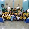 Berbagi Kasih Natal, Persit KCK Cabang XVI Kodim Jayapura Kunjungi Panti Asuhan