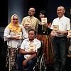 Pelaku Usaha Disabilitas Binaan Pertamina MOR VIII  Raih Juara Local Hero Awards 2020
