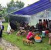 Pertamina Salurkan Bantuan Korban Banjir Bandang di Halmahera Utara