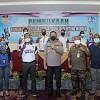 Hadiri Rapat Persiapan Hitung Mundur Peparnas XVI, Wakapolda Ingatkan Disiplin Prokes