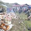 Musnahkan 1 Ton Barang Kadaluarsa, Masih Ditemui Pedagang Nakal