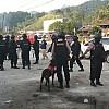 Teroris Bersama Bahan Peledak  Diamankan di Sentani