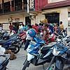 Satlantas Polresta Jayapura Tilang 33 Pemotor