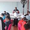 Kapolda Bertemu Pelatih, Atlet, Official Voli Indor dan Pasir Kontingen Papua