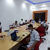 PB PON Matangkan Persiapan Jelang Peluncuran Pendaftaran Apilkasi Wartawan