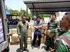 PT.Semuwa Dirgantara Salurkan Bantuan Sembako Untuk Korban Gempa Sulteng