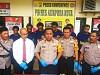 Kapolresta Jayapura Tegaskan Tidak Ada Toleransi Bagi Penadah Barang Hasil Kejahatan